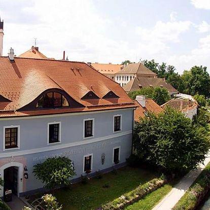 Třeboň, Jihočeský kraj: Penzion a restaurace U Míšků