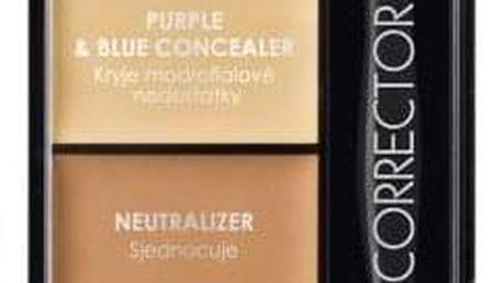 Dermacol Corrector Palette 8,8 g paletka korektorů pro ženy