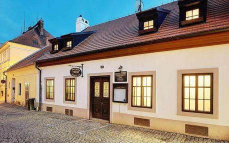 Penzion Teddy v centru Českého Krumlova se snídaní