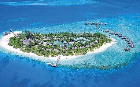 Maledivy letecky na 7-14 dnů, all inclusive