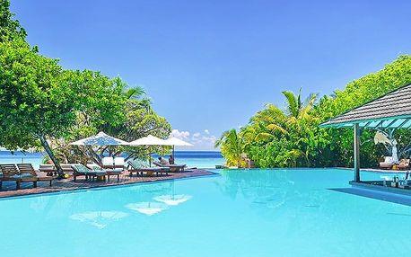 Maledivy letecky na 7-15 dnů, ultra all inclusive