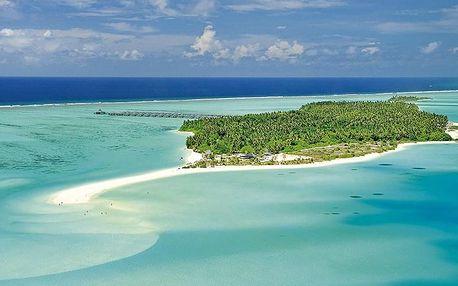 Maledivy letecky na 7-14 dnů, polopenze