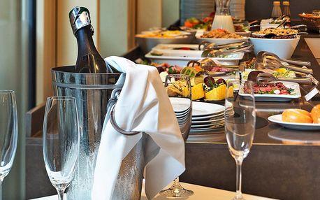 Snídaně či brunch v 5* hotelu na Malé Straně