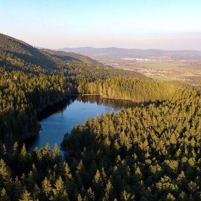 Dovolená v Krušných horách s polopenzí a bazénem