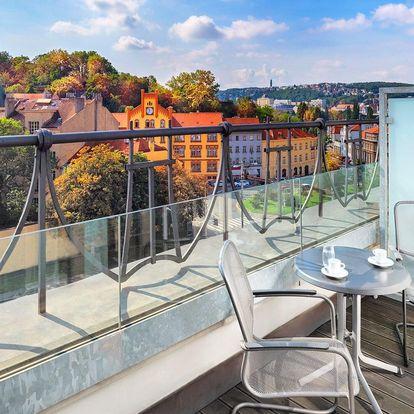 4* pobyt v centru Prahy: bohaté snídaně a parkování