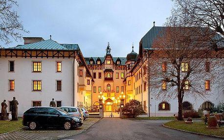 Zámecký pobyt plný relaxace v Chateau Monty SPA Resort v Mariánských Lázních