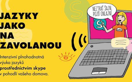 Oblíbený a úspěšný online jazykový kurz - učte se cizí jazyky z pohodlí domova