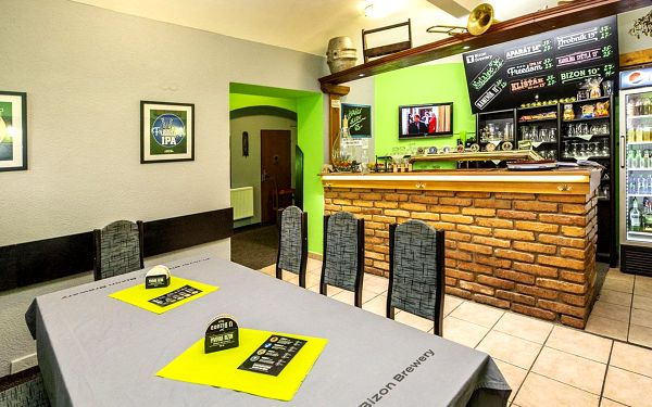Pivovárečná restaurace U Bizona
