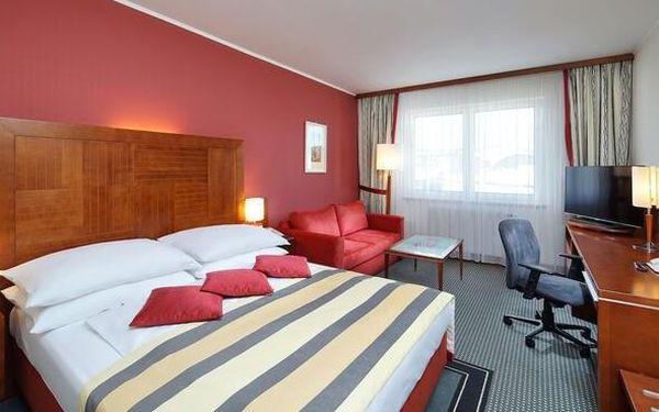 Pohodový pobyt v Brně v luxusním hotelu se snídaní a saunou 3 dny / 2 noci, 2 os., snídaně2