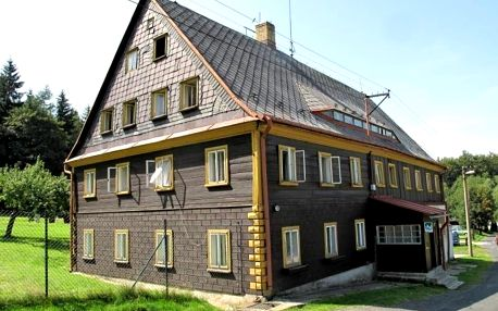 Lužické hory: Chata Růžena