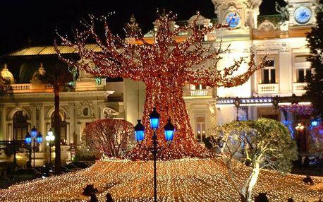 Nezapomenutelný Silvestr s velkolepým ohňostrojem v Monaku
