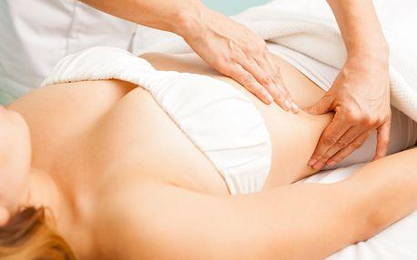 Manuální lymfatická masáž: 60 minut i permanentky