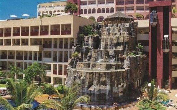 BEST JACARANDA, Tenerife, Kanárské ostrovy, Tenerife, letecky, snídaně v ceně2