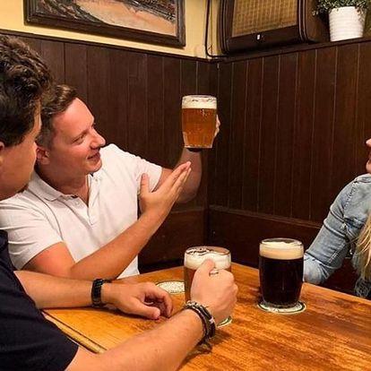 Ukryté pražské pivovary: prohlídka + degustace