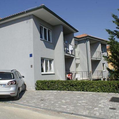 Chorvatsko, Krk: Vis a Vis Apartments