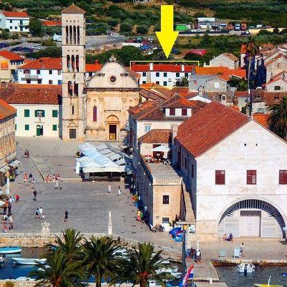 Chorvatsko, Hvar: Apartments Stipisic