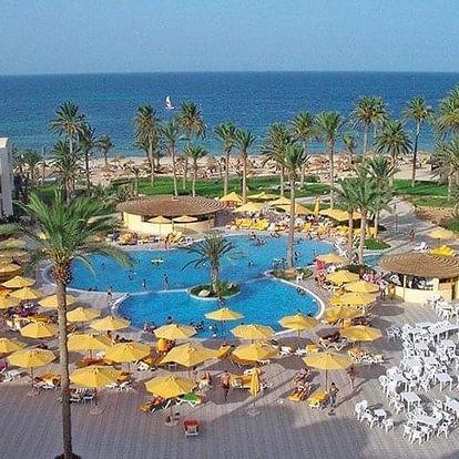 Tunisko - Zarzis letecky na 8-16 dnů, all inclusive