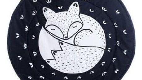 Hrací deka liška