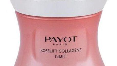 PAYOT Roselift Collagéne 50 ml zpevňující noční pleťový krém pro ženy