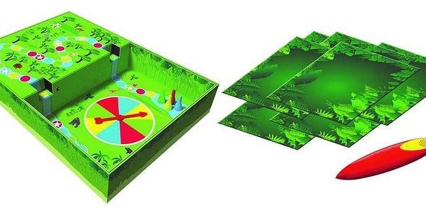 Trefl Malý objevitel Zvířata světa kouzelná tužka edukační v krabici3