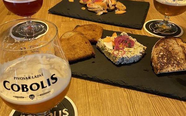Kurz vaření piva + degustace, cca 4 hodiny, počet osob: 1 osoba, Praha (Praha)4