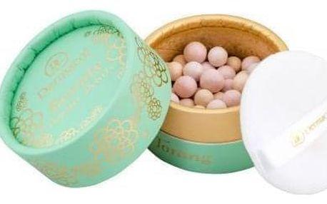 Dermacol Beauty Powder Pearls 25 g tónovací zkrášlující perly pro ženy Toning