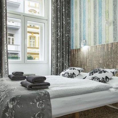Romantika v komfortním Royal Court hotelu v Praze