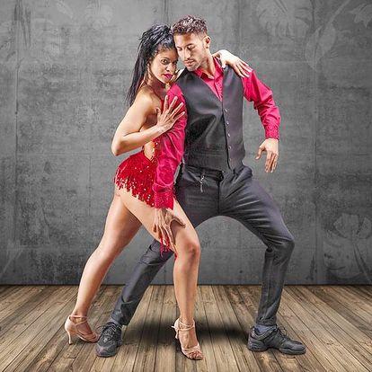 Soukromý kurz latinskoamerického tance pro dva