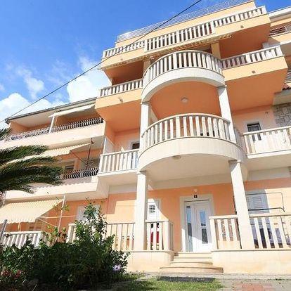 Chorvatsko, Makarská riviéra: Apartments Villa Flamingo