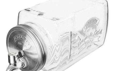Orion Džbán s víčkem a ventilem Lager, 3,4 l