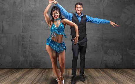 Kurz latinskoamerického tance pro dva
