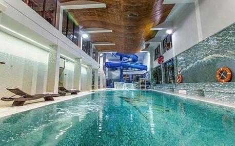 Polsko v lázeňském městě: Hotel Klimek SPA **** s neomezeným vodním a saunovým světem + polopenze