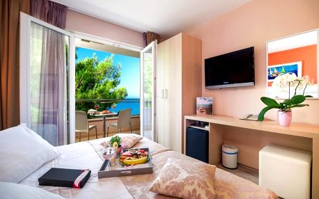 Chorvatsko, Makarská riviéra: Hotel Maritimo