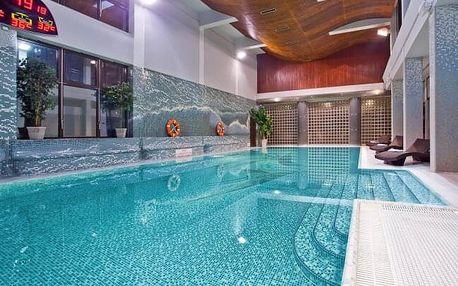 Polsko v lázeňském městě: Hotel Klimek SPA **** s neomezeným vlastním aquaparkem a saunovým světem + polopenze