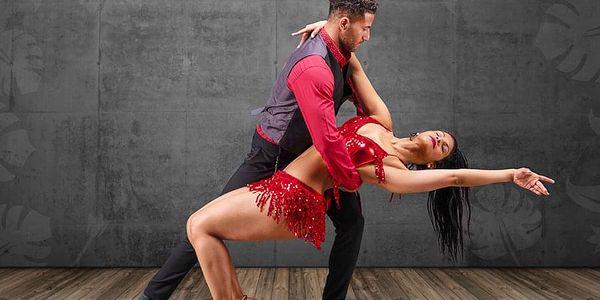 Kurz latinskoamerického tance pro dva | Praha | Celoročně. | 10 lekcí po 60 minutách.3