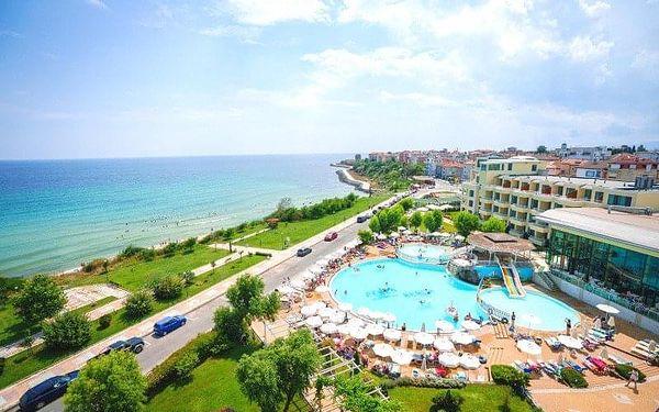 Perla Beach, Primorsko, Bulharsko, Primorsko, letecky, all inclusive3