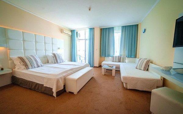Perla Beach, Primorsko, Bulharsko, Primorsko, letecky, all inclusive4
