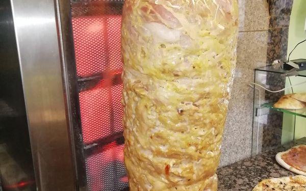 Kebab v tortille a nápoj3
