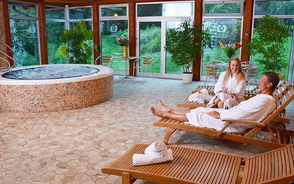 Relaxační wellness víkend pro dva