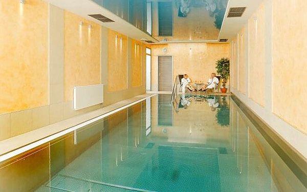 Karlovy Vary: Hotel Smetana – Vyšehrad **** s neomezeným wellness, až 8 léčebnými procedurami a polopenzí