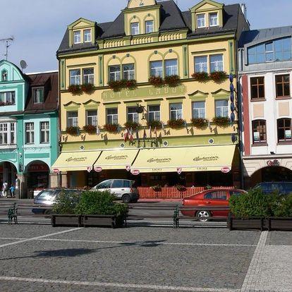 Královohradecký kraj: Hotel Labuť