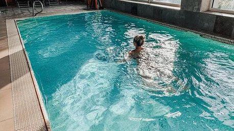 Jeseníky: Wellness pobyt jen 800 m od sjezdovky v Hotelu Garni Kolštejn *** se saunami, bazénem a polopenzí