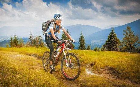Krušné hory ideální pro cyklisty i turisty Hotelu Boží Dar - Excalibur *** se vstupem do muzea a polopenzí