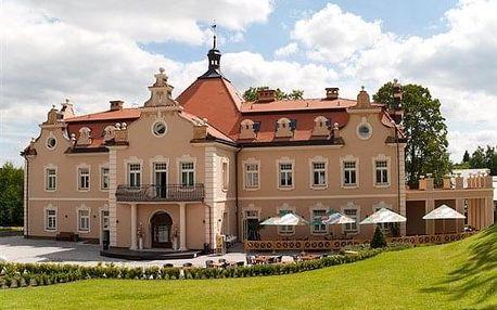 Střední Čechy na 3-31 dnů, snídaně v ceně