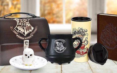 Kouzelné dárky pro fanoušky Harryho Pottera