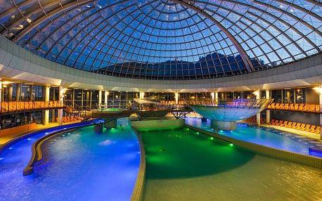Slovinsko: Luxus v Hotelu Thermana Park Laško ****+ s termálními bazény, animacemi a polopenzí + děti zdarma