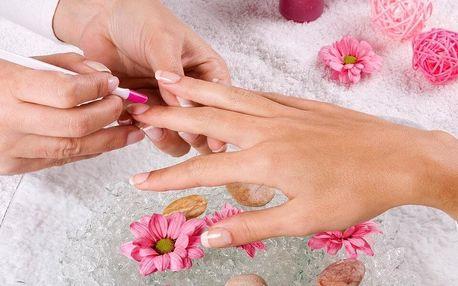 Japonská manikúra P-shine pro zdravé nehty