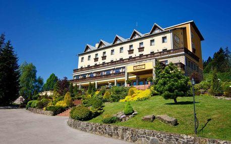 Relax na Kysucích s masáží a polopenzí v Hotelu Husárik ****