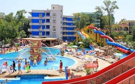 Bulharsko - Slunečné pobřeží na 6-15 dnů, all inclusive