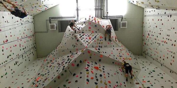 Lezení na stěně pro 1-2 osoby pod dohledem instruktora (60 min.)3
